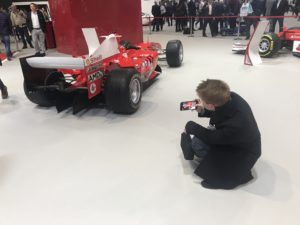 Life in Pole Position and Momentum Social at Autosport International