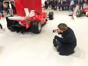 Momentum Social at Autosport International