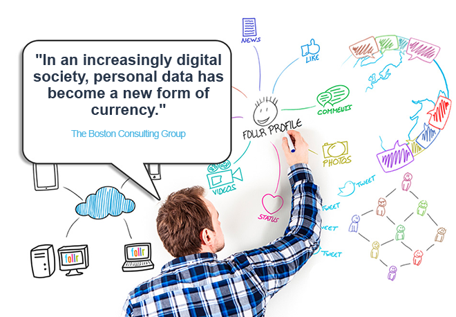 Is data the future of currency?